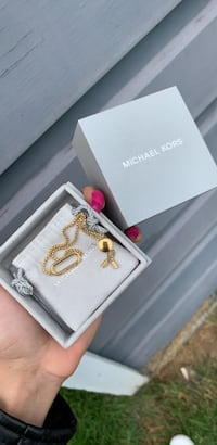 Authentic Micheal Kors Gold Bracelet