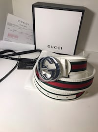 Gucci White Colored Belt  Nesconset, 11767