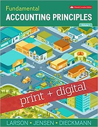 Fundamental accounting principles 15 Edition Volume 1 549 km
