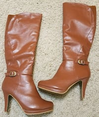 New beautiful boots size 9  Bakersfield, 93312