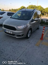 Ford - courier  - 2017 Hadımköy Mahallesi, 34555