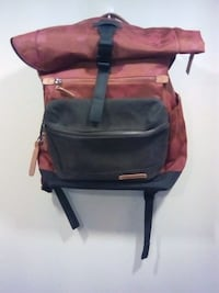 B/N TUMI Dalston Ridley Roll Top Backpack Vancouver, V6B 8P6