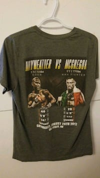 ufc boxing conor small to medium fit shirt Richmond, V6Y 2G2