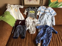 0-3 and 3 month baby clothes