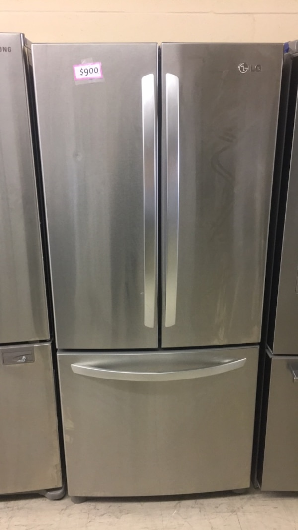 LG french door fridge