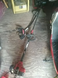 Troy bilt 27cc weed eater with Edger attachment  Wilmington, 28412