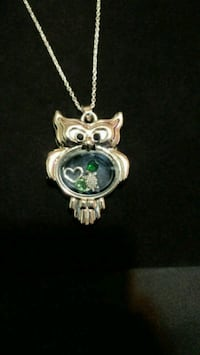 Brand New Floating Pendant with Charms London, N5W 3P3