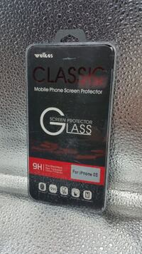 Walkas Classic Glass Screen Protector for iPhone 6S Eastvale
