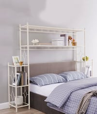 Over-the-Bed Shelving