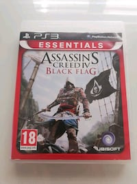 Assassin's Creed IV Black Flag PS3 oyun çantası Alanya