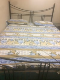 Double Bed with the mattress Calgary, T3J 4R1