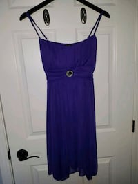2 Purple Fit & Flare Dresses - Size L & XXL St. Catharines, L2P 3N9