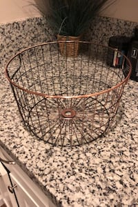 Caged Basket  Seaside, 93955