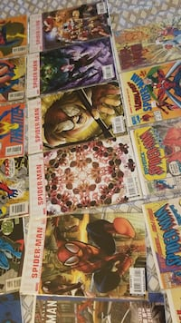 Spider-man comic book collection Anchorage, 99501