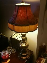 Set of 2 lamps, fair condition Woodbridge, 22191