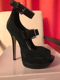 High Stiletto Bakers Black Heels- Size 7M Silver Spring, 20902