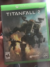 Titanfall 2 Xbox One game case Los Angeles, 90037