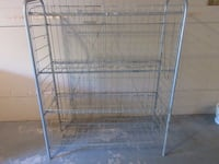 Heavy-Duty Wire Shelf