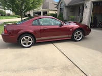 Super Nice 2004 Mustang GT Fortieth Anniversary Edition Mount Pleasant