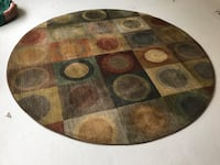 Rug with pad
