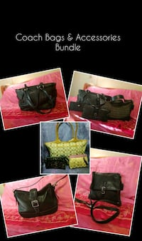 Coach Bags & Accessories Bundle Portland, 97206