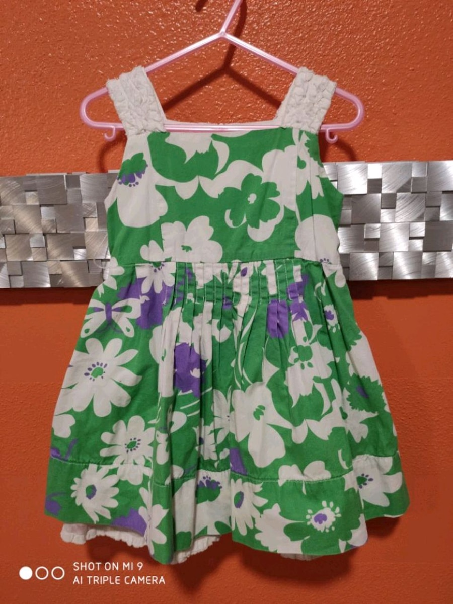 Photo The Children Place toddler girls dress size 24 months