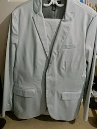 LN Icy Blue Kenneth Cole Reaction Slim Fit Suit  Coquitlam, V3K 7A8