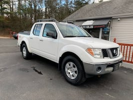 2008 Nissan Frontier Crew Cab for sale