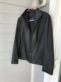 Women's leather jacket. Never worn size 14