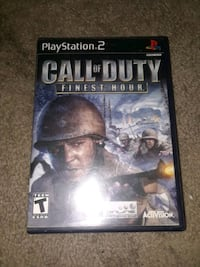 COD :FINEST HOUR PS2 Joliet, 60431