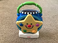 Fisher-Price Soother Etna, 43062