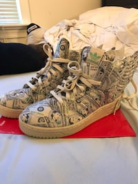 Jeremy Scott Wings Limited Edition (size 10) Rockville, 20850