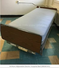 Hill-Rom Hospital Bed - Home Care Bed