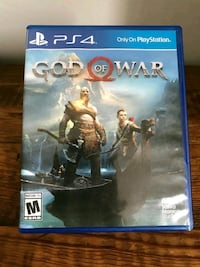 God of War PS4 (like new) College Park