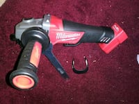 Milwaukee Grinder 298 mi