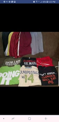 Men/teens sz medium lot Stillwater, 12170