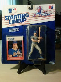 Starting lineup Keith Hernandez action figure Virginia Beach, 23462