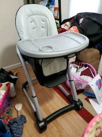Graco 6 in 1 Baby High Chair Alexandria, 22310