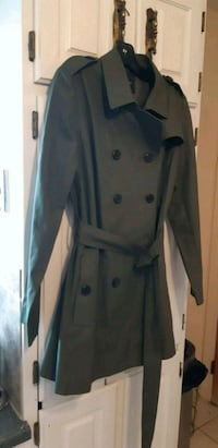 Forever 21 trench jacket medium Calgary, T2A 1R8