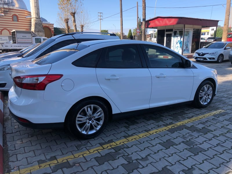 2013 Ford Focus TREND X 1.6I 125PS 4K- 2