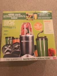 Magic Bullet NutriBullet Deluxe Rockville, 20852
