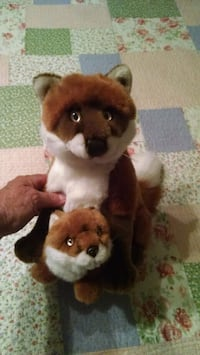 STUFFED TOY  FOX  Thurmont, 21788