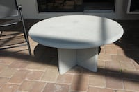 Slate Table with Fossils New Port Richey