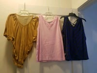 women's three assorted clothes Jacksonville
