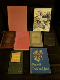 Lot of antique books  New London, 06320
