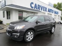 Chevrolet Traverse 2013 Saint Paul