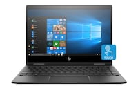 HP Envy x360 laptop 33 km