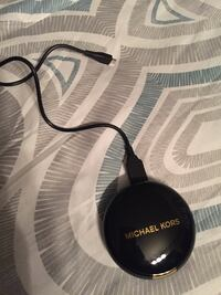 Michael Kors phone charger charges any phone with your usb