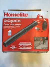 Homelite 2 Cycle Gas Blower . Vaughan, L4L 3L6