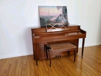 French & Sons Piano Ontario, 91762